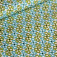 Afbeelding van Puzzled Milly - S - Blauw Groen