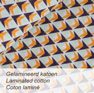 Picture of Prism Pine - M - Blue Orange - Laminated