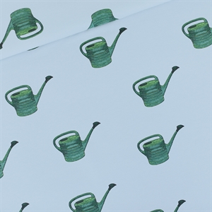 Picture of Watering Cans - M - French Terry - Fog Blue