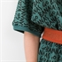 Bild von Elastisches Taillenband - Rost mit Kupferlinien
